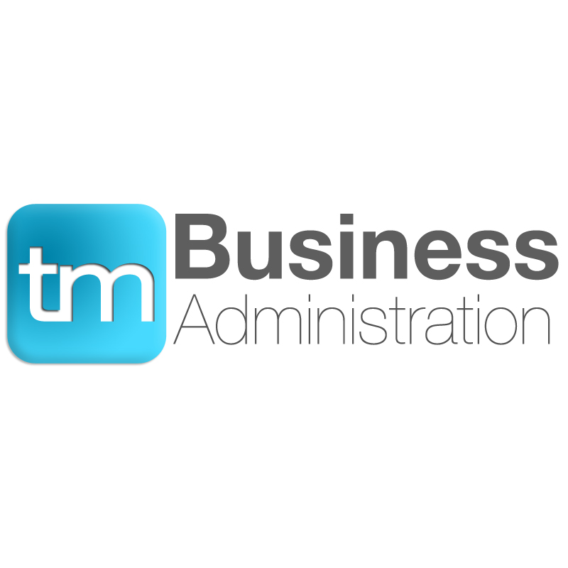 Tm Business Administration New Logo And Corporate