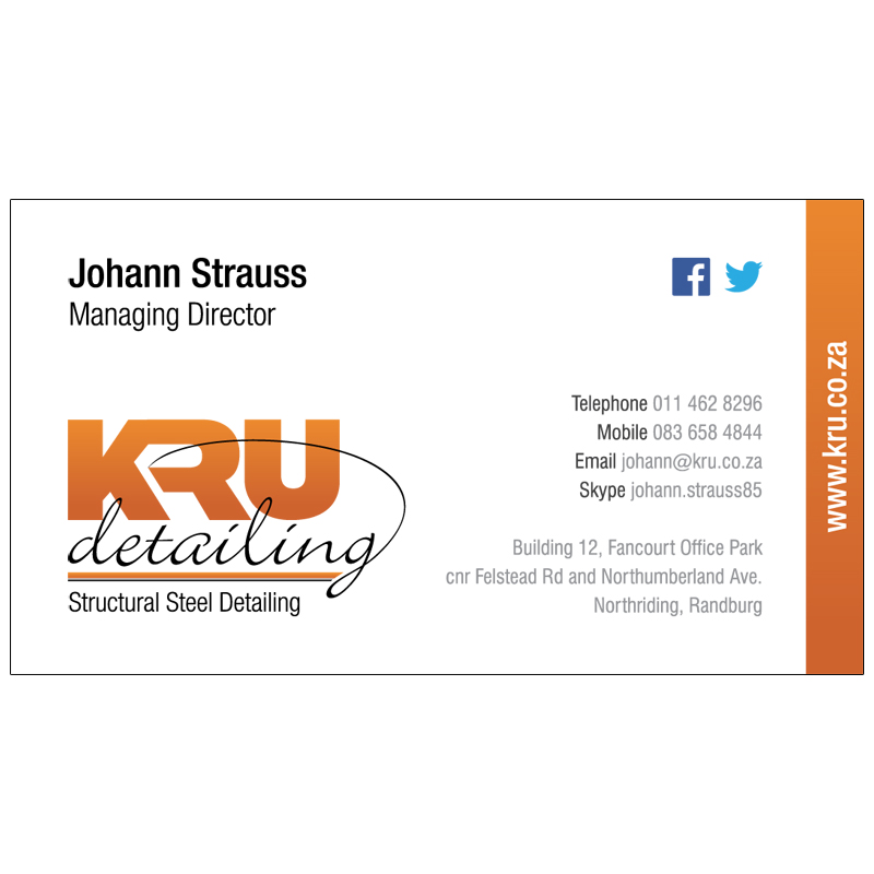 Business cards kangaroo digital business card kru 01 reheart Images