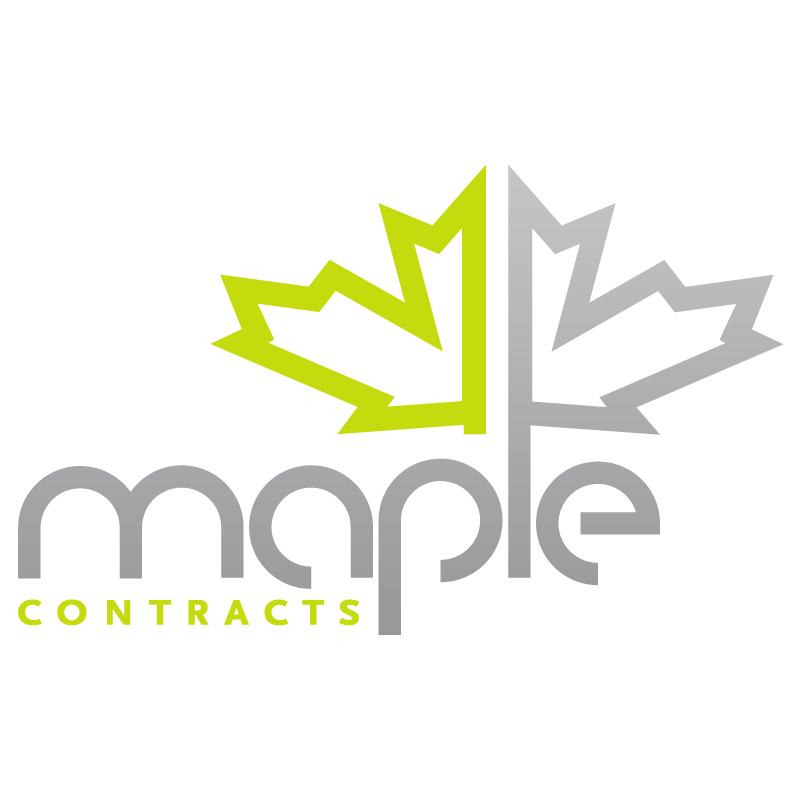 Maple Contracts New Logo And Corporate Identity