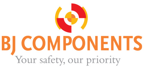 BJ Components: New Logo and Corporate Identity