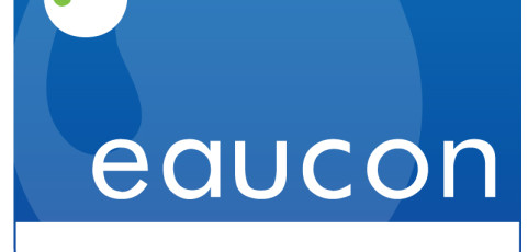Eaucon Water: New Logo and Corporate Identity