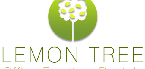 Lemon Tree Office Furniture Hire: New Logo and Corporate Identity