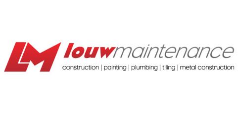 Louw Maintenance: New Logo and Corporate Identity