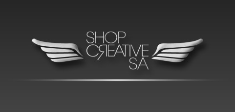 Shop Creative SA: New Logo and Corporate Identity