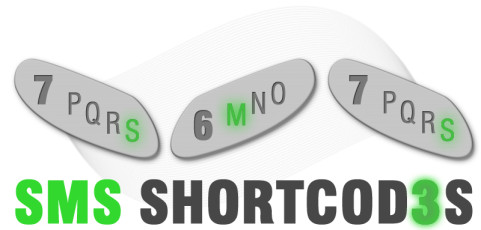 SMS Shortcodes: Proposed New Logo and Corporate Identity