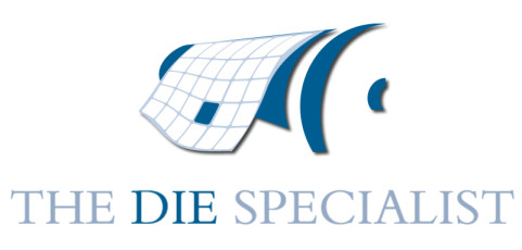 The Die Specialist: Proposed New Logo and Corporate Identity