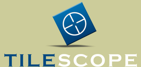 Tilescope: New Logo and Corporate Identity
