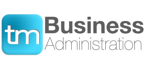 TM Business Administration: New Logo and Corporate Identity