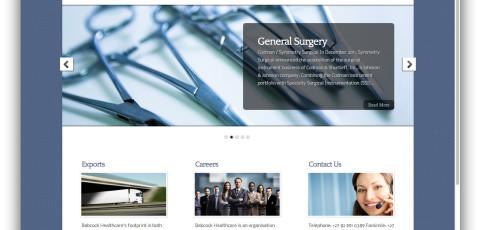 Website: Babcock Healthcare