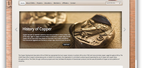 Website: Copper Development Association Africa
