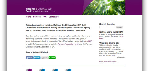 Website: National Payment Distribution Agency