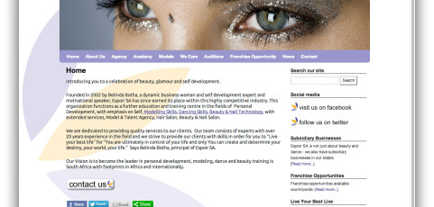 Website: Espoir SA