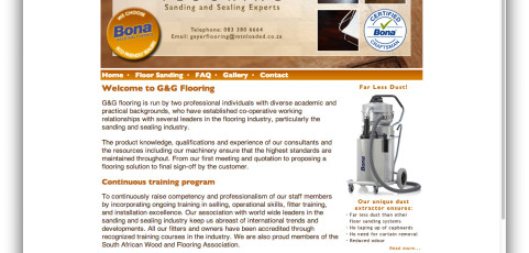 Website: G&G Flooring