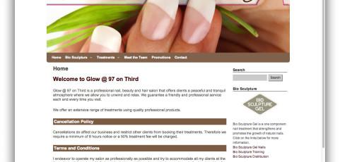 Website: Glow-on-Third